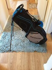 Dunlop, Jura Storm, Carry/Stand Bag, Hardly Used, Excellent Condition.