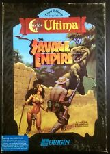 Worlds of Ultima: The Savage Empire (PC, 1990) - Complete in Big Box