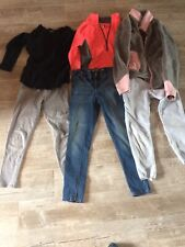 Kids Girls Clothing Size 10-12 Box Lot Leggings Tops Sweatshirts Cat N Jack Etc
