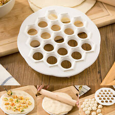 2PCS Kitchen Tool Dumpling Mold Maker Gadgets Dough Press Ravioli Making Mould
