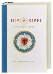 Lutherbibel revidiert 2017 - Jubiläumsausgabe Buch Deutsch 2016