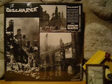 DISCHARGE Toronto '83: In The Cold Night LP/Live In Toronto/Hardcore/KBD/Ltd1000