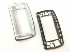 FÜR NOKIA 7710 A-COVER FRONT Housing Metal Oberschale Cover Grau Original