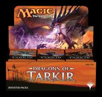 1x Dragons of Tarkir Booster Box - Factory Sealed - MTG Seattle
