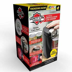 Original Safety Can Express As Seen On TV by BulbHead - Electric Can Opener