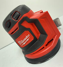 Milwaukee M18 2648-20 18-Volt Cordless Random Orbit Sander - Bare Tool
