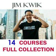 ✔️ [ 14 FULL VIDEO COURSES ] Mindvalley Jim Kwik Course FULL COLLECTION COMPLETE