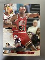 1993-94 Ultra Chicago Bulls Basketball Card #29 Horace Grant