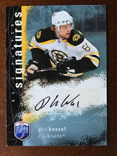 Phil Kessel 2007-08 Be A Player Signatures Auto  Bruins Pittsburgh Penguins