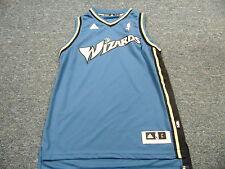 ADIDAS NBA WASHINGTON WIZARDS BLANK REVOLUTION 30 SWINGMAN JERSEY YOUTH L
