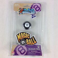 Worlds Smallest Magic 8 Ball Miniature Edition Pocket Sized Super New