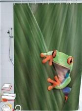 Rideaux de douche verts sans marque