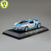 Defective Model 1/43 Bugatti Veyron 16.4 2005 Diecast Model car