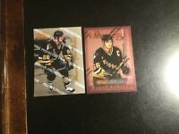 1996-97 Topps Finest Mario Lemieux #150 +Select 1997-NMMT-FREE SHIPPING