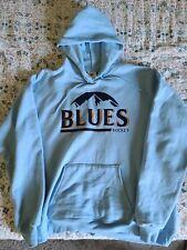 St. Louis Blues Hoodie Mens Large