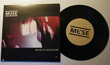 "MUSE - Muscle Museum 7"" BLACK VINYL *RAR* Showbiz"