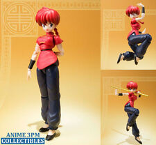Bandai S.H. Figuarts Ranma 1/2 Ranma Saotome (Girl Type) Female Action Figure