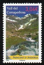 ANDORRA (FRENCH) MNH 2007 Comapedrosa Valley