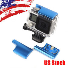 SHOOT CNC Aluminium Alloy Top Backdoor Housing Clip Lock Buckle f GoPro Hero 3+4