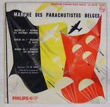 Musique des Parachutistes Belges 45 tours