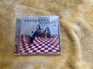 Shakespears sister #3 cd very rare