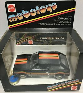 RARE BOXED * Mattel Mebetoys * Fiesta Special ***N-6742** 1:25 Scale