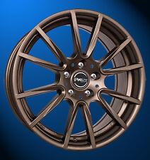4x NEUE Proline PXF 8J X 18 Zoll Alufelgen LK 5 X 108 ET 45 matt bronze