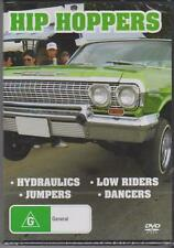 HIP HOPPERS - HYDRAULICS - LOW RIDERS - JUMPERS - DANCERS - DVD - NEW -