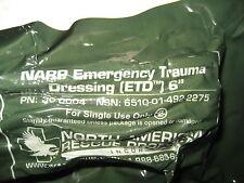 North American Rescue Israeli Bandage Military Issue Grade  30-0004