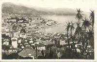 MONTE-CARLO 588 vue panoramique timbrée monaco verso