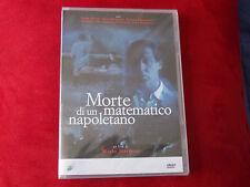 MORTE DI UN MATEMATICO NAPOLETANO (1992) DVD di Mario Martone