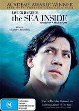 THE SEA INSIDE Javier Bardem DVD R4 - New
