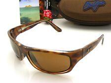 NEW Maui Jim SURF RIDER Tortoise / HCL Bronze Polarized H261-10