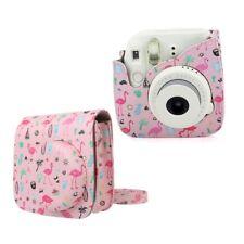 Fashion Camera Bag Flamingo Case Protector For Fujifilm Instax Mini 8/8+/9 Cute