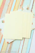 COLOUR postcards 260gsm Craft Style blank DIY wedding invites craft card stock