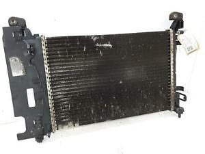 2008 FIAT GRANDE PUNTO 1242cc Petrol Manual Water Radiator Rad 0449265