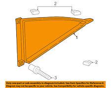 AUDI OEM TT Quattro-Rear Quarter Panel Side Window Glass Right 8N8845300CNVB