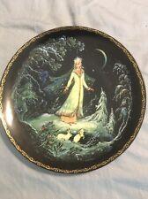 """ The Snowmaiden, Snegurochka "" 1st Plate The Legend of the Snowmaiden Series"