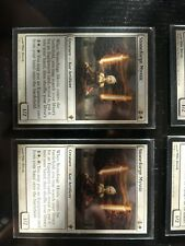 Mtg 4x Stoneforge Mystic 1x Sword Of Fire And Ice