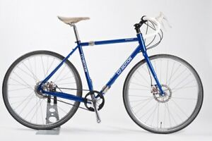 Bicycle - Co-Motion - Americano Co-Pilot (S&S) - 53cm - 700c - Metallic Blue