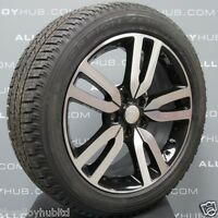 "GENUINE LAND ROVER DISCOVERY 4 20""INCH LANDMARK SINGLE/SPARE ALLOY WHEEL+TYRE X1"