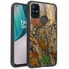 MetKase Hybrid Slim Phone Case Cover For OnePlus Nord N10 5G - MAPLE LEAF CAMO