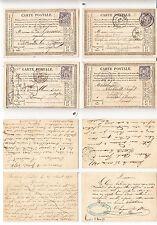 CPA précurseur Rouen Juin 1877 lot 481
