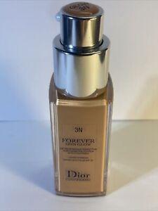 Christian Dior Forever 24H Wear High Skin GLOW FOUNDATION # 3N   20ml *TST* NEW
