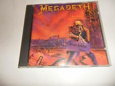 CD Megadeth-Peace Sells... but who's buying