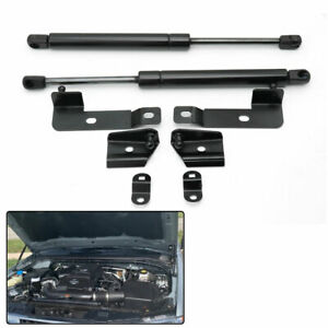 For Nissan Pathfinder R51 SUV Front Hood Gas Struts Lift Support Shock Spring x2