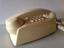TELEPHONE TEMAT QUIMPER - ATELIER - USINE - DECO / VINTAGE - BEIGE