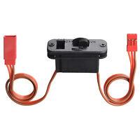 Schalterkabel Ein- Ausschalter mit Ladebuchse Graupner JR Uni Stecker partCore 1