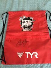 Signed String Swim Bag