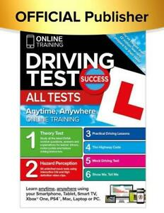 Driving Test Success All Tests Anytime Anywhere (Online Learning) 2021